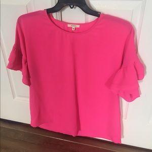 Pleione Beautiful Pink Top